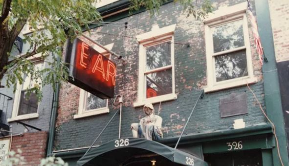 What is the story behind the curious name of the centuries-old Ear Inn in SoHo?