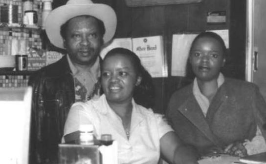 What pioneering New York restaurateur was nicknamed the 'Queen of Soul Food'?