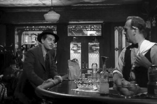 Which vintage saloon, built in 1884 and still standing, was featured in the 1945 film 'Lost Weekend'?