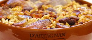 This Means War: 4th Annual Cassoulet War Coming Jan. 29