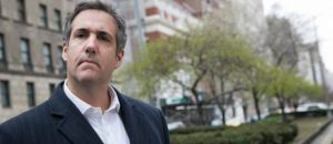 After Entering Guilty Plea, Michael Cohen Did What a Real New York Foodie Would Do