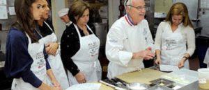 Andre Sotlner's Quenelles de Brochet, Alain Sailhac's Hazelnut-Crusted Lamb Chops