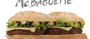 McDonald's McBaguette Wins High Praise from 3-Star French Chef